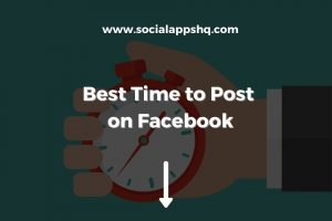 Best Time to Post on Facebook Featured Image