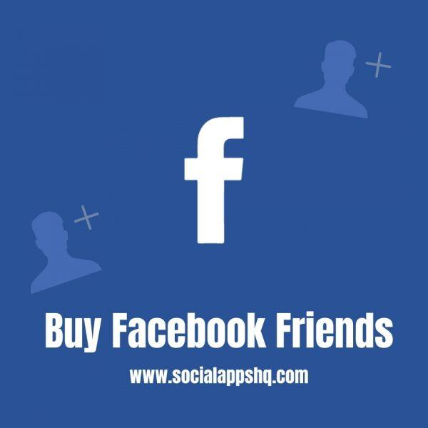 Buy Facebook Friends