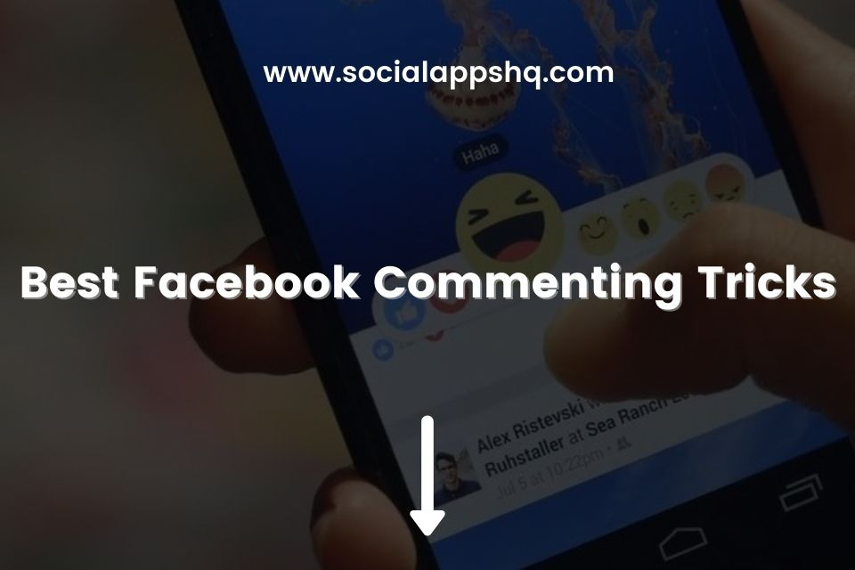 Best Facebook Commenting Tricks