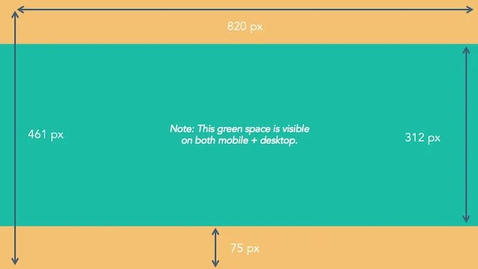 Facebook cover video size