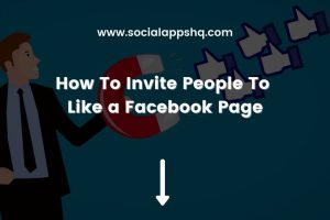 How To Invite People To Like Facebook Page Featured Image
