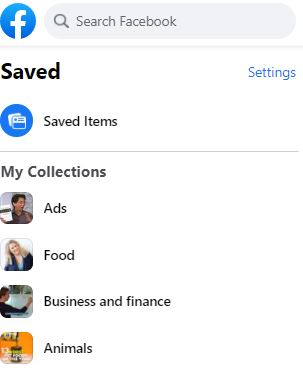 Saved Videos From Facebook
