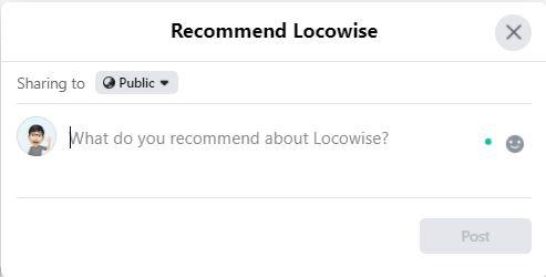 writing facebook reviews