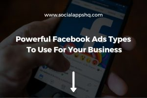 Facebook Ads Types Featured Image