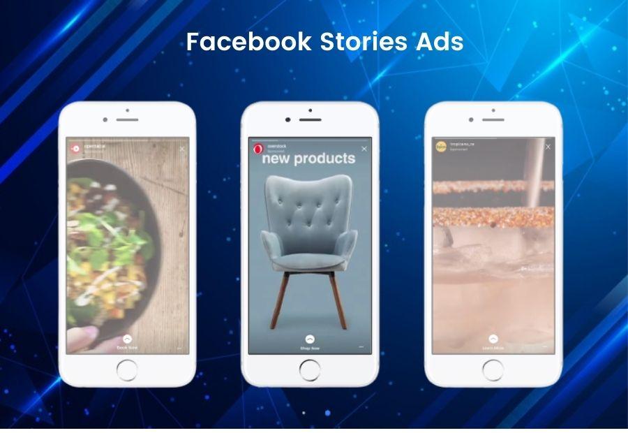 Facebook Stories Ads