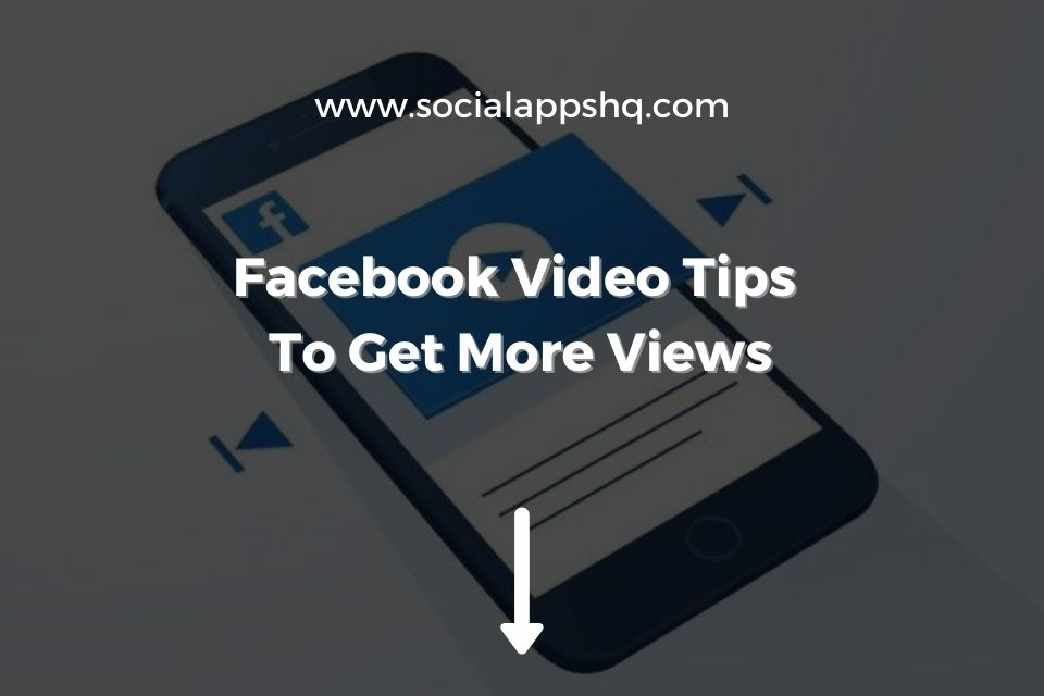 Facebook Video Tips Featured Image
