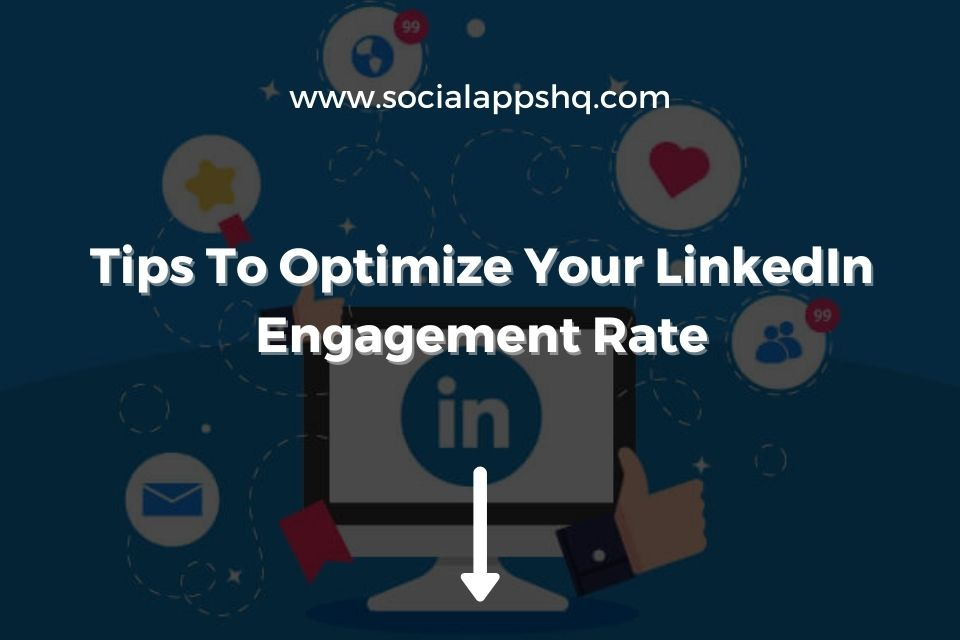 LinkedIn Engagement Rate Featured Image